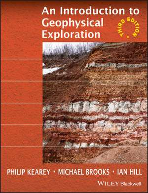 An Introduction to Geophysical Exploration imagine