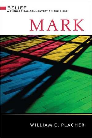 Mark de William C. Placher
