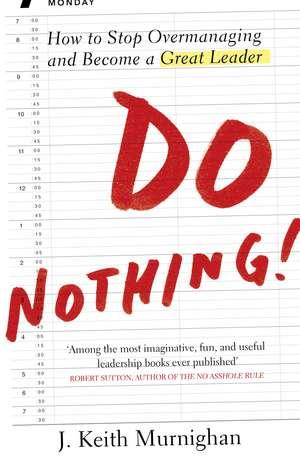 Do Nothing!