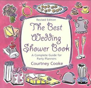 Best Wedding Shower Book de Courtney Cooke