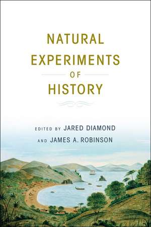 Natural Experiments of History imagine