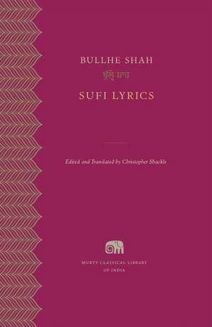 Sufi Lyrics de Bullhe Shah