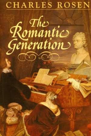 The Romantic Generation (Cobe) (Paper) imagine