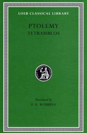 Tetrabiblos L435 (Trans. Robbins) (Greek)