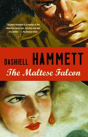 The Maltese Falcon de Dashiell Hammett