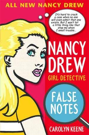 Nancy Drew: False Notes