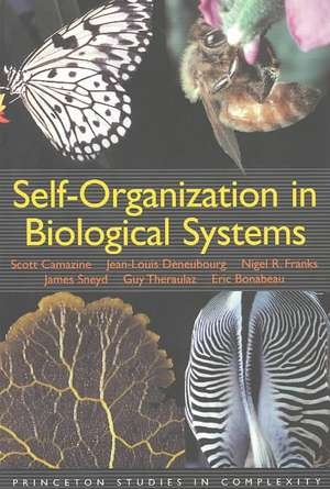 Self–Organization in Biological Systems imagine