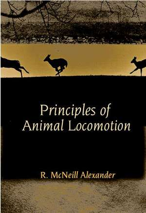 Principles of Animal Locomotion imagine