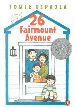 26 Fairmount Avenue de Tomie De Paola