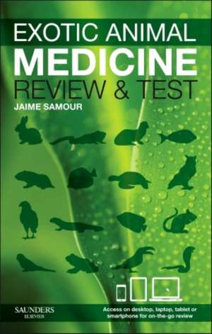 Exotic Animal Medicine - review and test