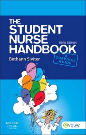 The Student Nurse Handbook imagine