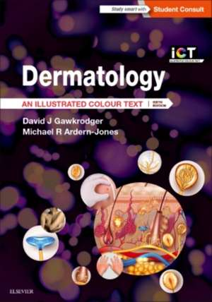 Dermatology An Illustrated Colour Text