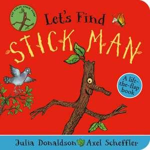 Let's Find Stick Man imagine