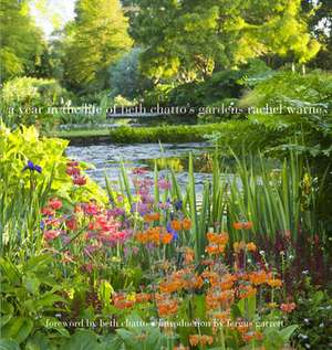 A Year in the Life of Beth Chatto's Gardens de Rachel Warne