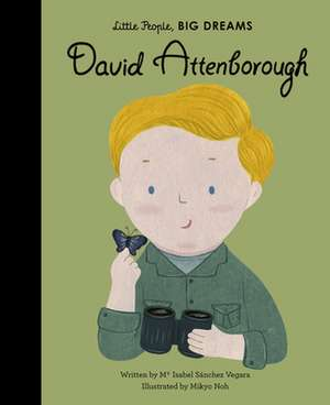 David Attenborough de Maria Isabel Sanchez Vegara