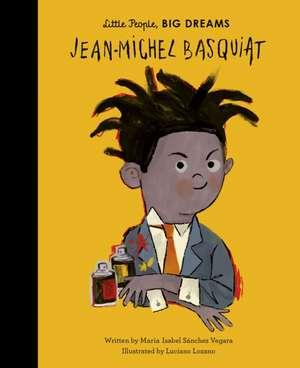 Jean-Michel Basquiat de Maria Isabel Sanchez Vegara