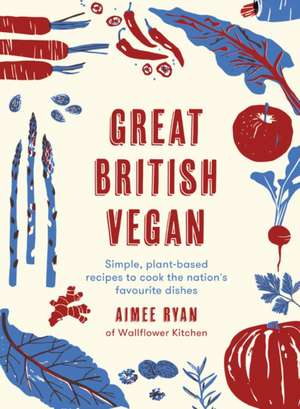 Great British Vegan imagine