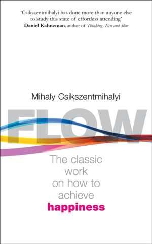 Flow de Mihaly Csikszentmihalyi