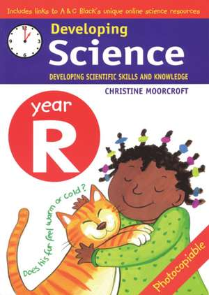 Developing Science: Year R