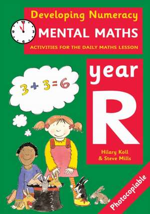 Mental Maths: Year R