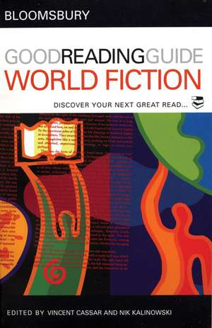 The Bloomsbury Good Reading Guide to World Fiction imagine