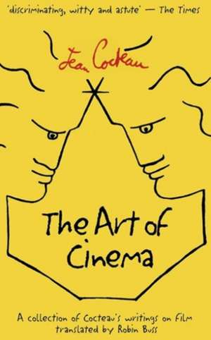 The Art of Cinema de Jean Cocteau