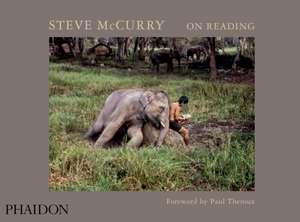 Steve McCurry: On Reading