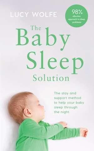 The Baby Sleep Solution imagine