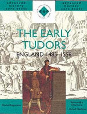 The Early Tudors imagine