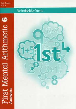 First Mental Arithmetic Answer Book 6