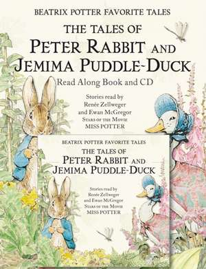 Beatrix Potter Favorite Tales