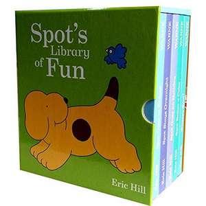 Spot Board Book Slipcase de Eric Hill