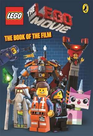 The LEGO Movie: The Book of the Film