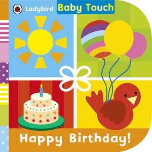 Baby Touch: Happy Birthday! imagine
