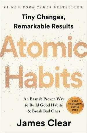 Atomic Habits de James Clear