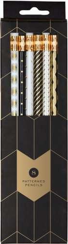Set creioane Modern Gold