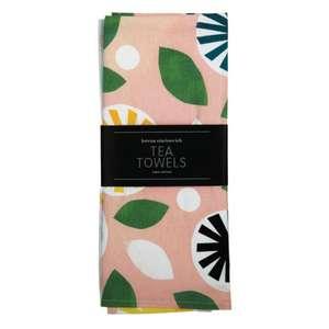 Lorena Siminovich Tea Towel