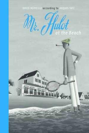 Mr. Hulot at the Beach