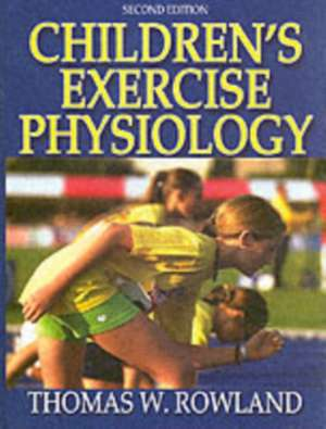 Children's Exercise Physiology