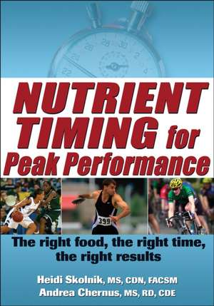 Nutrient Timing for Peak Performance imagine
