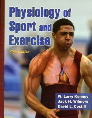 Kenney  W: Physiology Of Sport Exercise W/web Study Guide