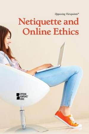 Netiquette and Online Ethics imagine