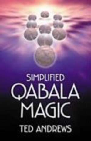 Simplified Qabala Magic imagine