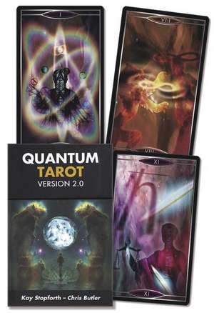 Quantum Tarot:  Version 2.0 [With Paperback Book] de Kay Stopforth