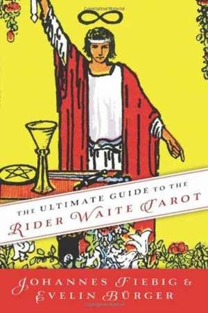 The Ultimate Guide to the Rider Waite Tarot imagine