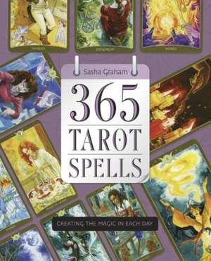 365 Tarot Spells imagine