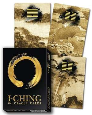 I Ching Oracle Cards de Lunaea Weatherstone