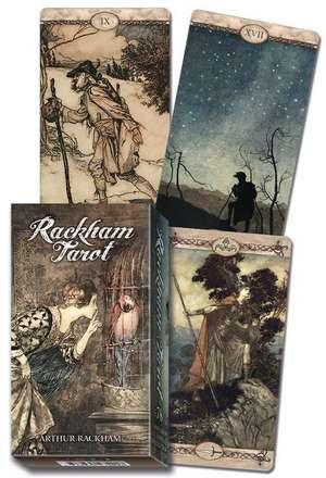 Rackham Tarot de Arthur Rackham