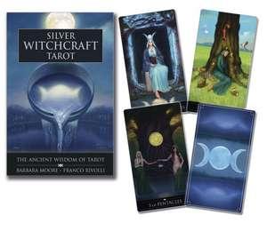 Silver Witchcraft Tarot Kit de Barbara Moore
