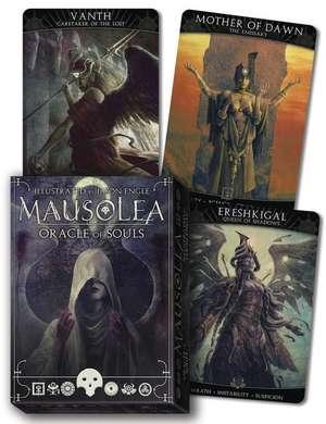 Mausolea: Oracle of Souls de Jason Engle
